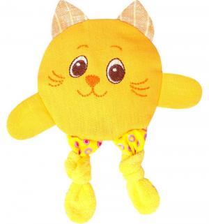 Развивающая игрушка  Доктор Мякиш Кот кроха 10 см Мякиши