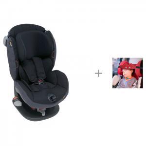 Автокресло  iZi Comfort X3 и Клювонос Фиксатор головы ребенка для автокресла Мяу BeSafe