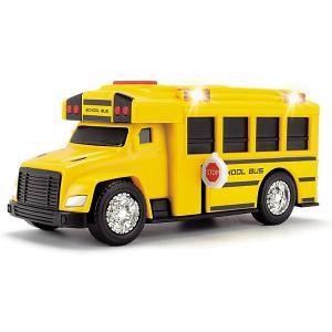 Школьный автобус , 15 см, свет и звук Dickie Toys. Цвет: желтый