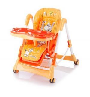 Стульчик для кормления  Piero Fabula Horse, цвет: Orange Jetem