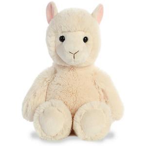 Мягкая игрушка  Cuddly Friends Лама, 30 см AURORA