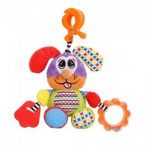 Подвесная игрушка  на прищепке Щенок Бейли 30x13 см Biba Toys
