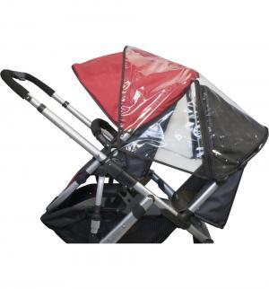 Дождевик UPPABaby для второго сиденья Vista, цвет: прозрачный Uppa Baby