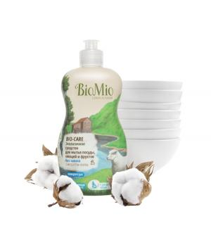 Средство для мытья посуды BioMio Bio-care, 450 мл