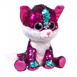 Мягкая игрушка  Котёнок Рубинчик 23 см Fancy