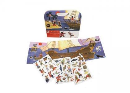 Магнитная игра Пиратский корабль Egmont
