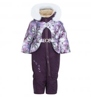 Комбинезон, цвет: фиолетовый Alex Junis