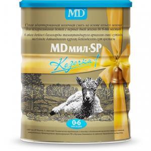 Молочная смесь  Козочка 1 0-6 месяцев, 800 г MD Мил