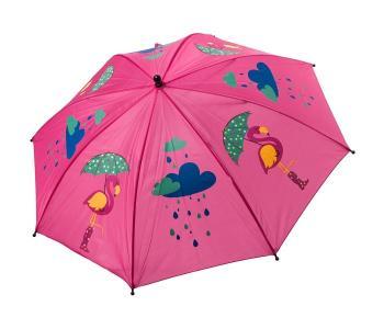 Зонт  Фламинго автомат 19 Bondibon