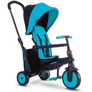 Трехколесный велосипед , голубой Smart Trike. Цвет: голубой