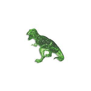 3D головоломка Динозавр зеленый Crystal Puzzle
