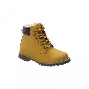 Утепленные ботинки Crosby. Цвет: бежевый