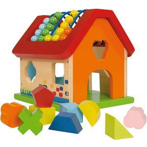 Развивающая игра-домик Eichhorn
