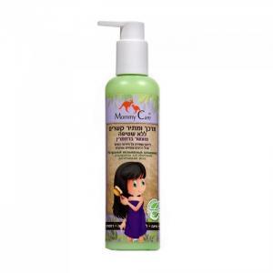 Детский натуральный несмываемый кондиционер для волос с розмарином 200 мл Mommy Care