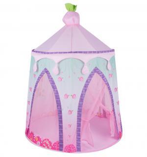 Домик  Замок принцессы, цвет:розовый Bony