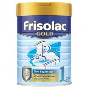 Молочная смесь  Gold адаптированная 0-6 месяцев, 400 г Friso