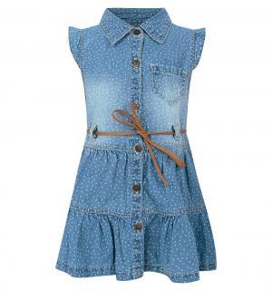 Сарафан , цвет: синий Silversun