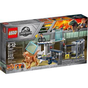 Конструктор  Jurassic World 75927: Побег Стигимолоха из лаборатории LEGO