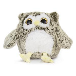 Мягкая игрушка-брелок  Совушка, 12 см Bebelot. Цвет: разноцветный