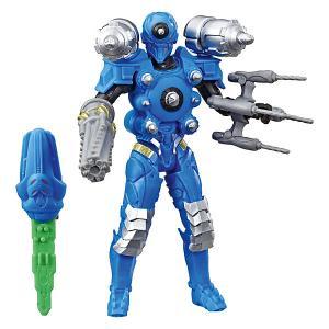 Игровая фигурка Power Rangers Beast Morphers Дриллетрон с боевым ключом, 15 см Hasbro. Цвет: разноцветный
