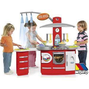 Игровой набор  Кухня со светом Molto