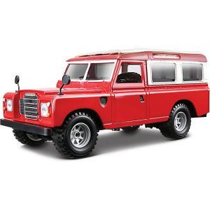 Машина  BB Land Rover, 1:24 Bburago