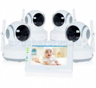 Видеоняня Baby RV900X4 Ramili