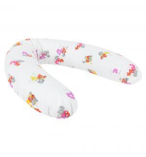 Подушка для беременных Цифры, цвет: белый Leader Kids