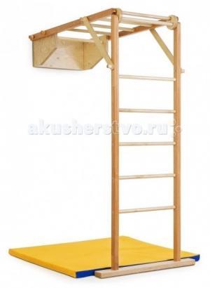 Деревянный складной спортивный уголок Жираф Kidwood