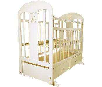 Детская кроватка  - 5 маятник поперечный Briciola