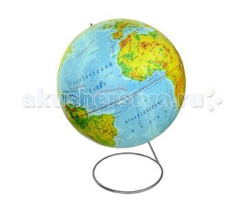 Глобус физический, 42 см на металлической подставке Rotondo