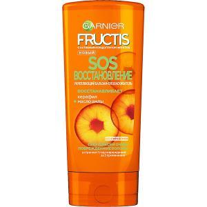 Бальзам-ополаскиватель для волос  Fructis SOS восстановление, 387 мл Garnier