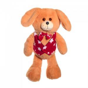 Мягкая игрушка  Собака в жилетке Нижегородская