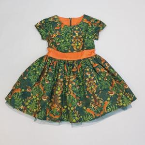 Платье Хозяйка медной горы Ёмаё