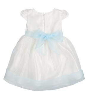 Платье , цвет: белый/голубой LP Collection