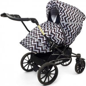 Дождевик  для прогулочной коляски цветной Tullsa
