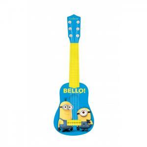Музыкальный инструмент  Гитара Миньоны Lexibook