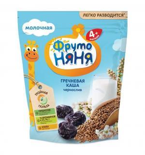 Каша  молочная гречневая с черносливом 4 месяцев 200 г 1 шт ФрутоНяня