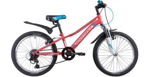 Велосипед двухколесный  Valiant 6 скоростей TY21/TS38/SG-6SI V-brake 20 Novatrack