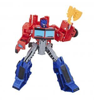 Трансформер  Киберсвеленная Оптимус Прайм 14 см Transformers