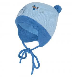 Шапка , цвет: синий Чудо-кроха