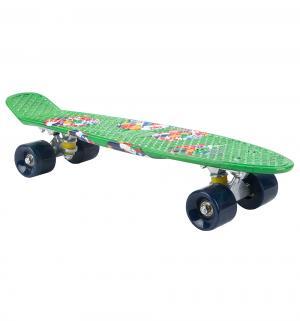 Скейтборд  Forward LTD, цвет: зеленый Leader Kids