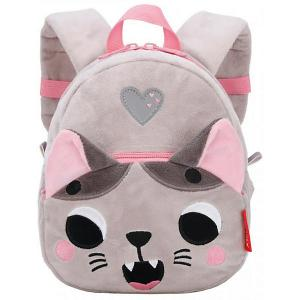 Рюкзак детский , серый Grizzly