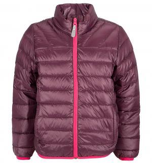 Куртка  Talta, цвет: бордовый Color Kids