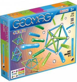 Магнитный конструктор  35 деталей Geomag