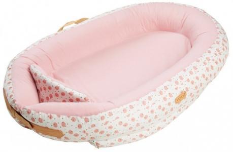 Матрасик кокон Baby Nest Premium Moon Voksi
