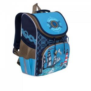 Рюкзак школьный с мешком для обуви RA-872-1 Grizzly