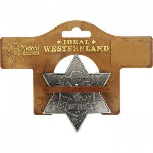 Звезда шерифа antique Schrodel