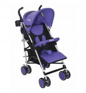 Прогулочная коляска  Travel, цвет: фиолетовый Zlatek