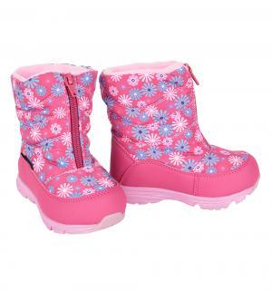 Сапоги , цвет: розовый El Tempo